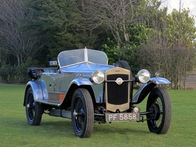 Lot 9-1926 Frazer Nash Fast Tourer