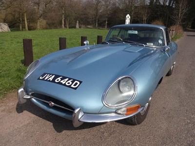 Lot 17 - 1966 Jaguar E-Type 4.2 Coupe