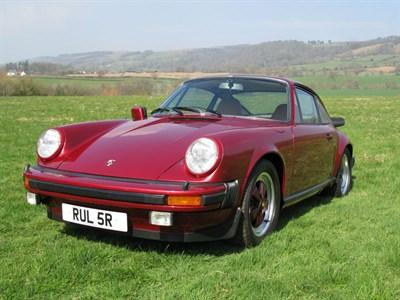 Lot 10-1977 Porsche 911 Carrera 3.0 Sport