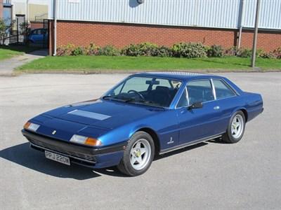 Lot 27 - 1981 Ferrari 400i
