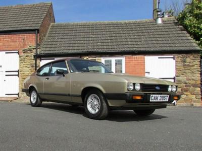 Lot 22 - 1978 Ford Capri 3.0 Ghia