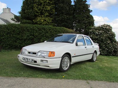 Lot 24-1990 Ford Sierra Sapphire RS Cosworth