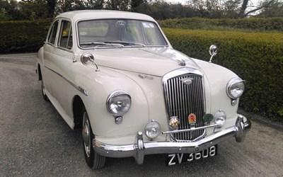 Lot 15-1958 Wolseley 15/50 Saloon