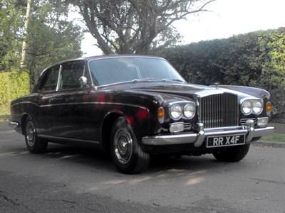 Lot 12-1968 Bentley T-Series MPW