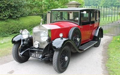 Lot 37-1930 Rolls-Royce 20/25 Limousine