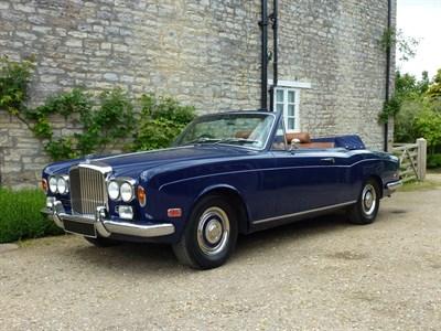 Lot 44-1969 Bentley T-Series MPW Drophead