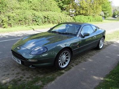 Lot 31-1995 Aston Martin DB7