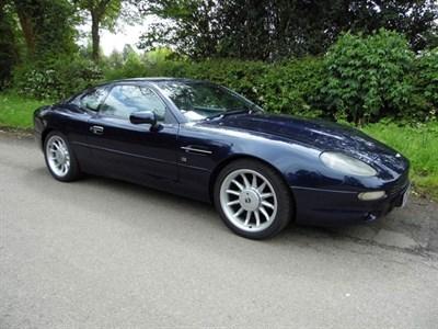 Lot 43-1996 Aston Martin DB7