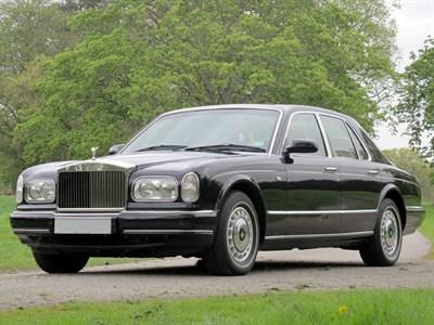 Lot 11-2000 Rolls-Royce Silver Seraph