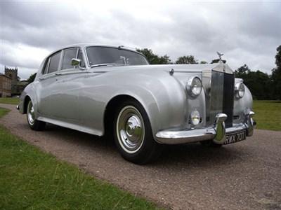 Lot 47-1956 Rolls-Royce Silver Cloud