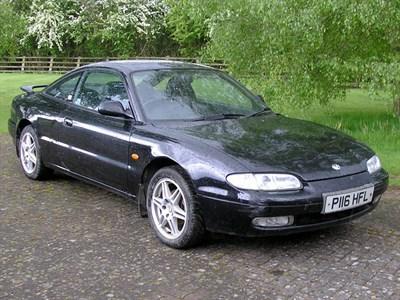 Lot 49-1997 Mazda MX-6 2.5