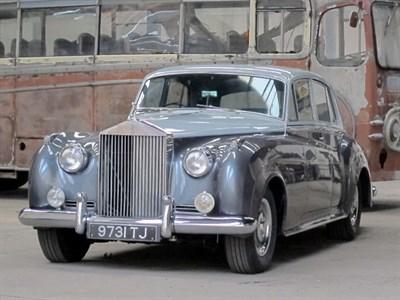 Lot 45-1961 Rolls-Royce Silver Cloud II