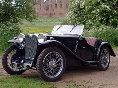 Lot 37-1935 MG PA