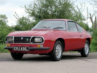 Lot 28 - 1973 Lancia Fulvia Zagato Sport 1.3 S