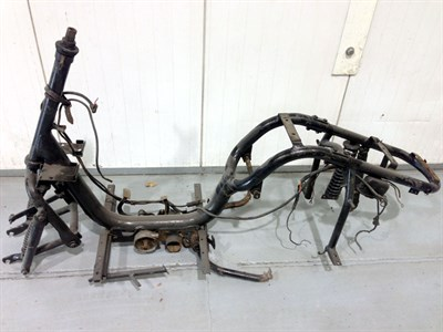 Lot 3-Scooter Frame
