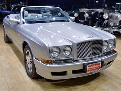 Lot 51-2001 Bentley Azure