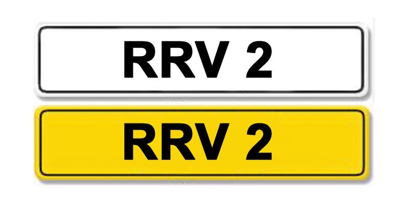 Lot 5-Registration Number RRV 2