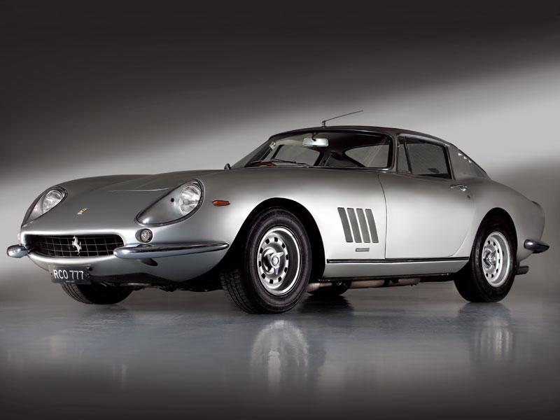 Lot 145 - 1967 Ferrari 275 GTB/4