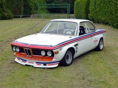 Lot 44-1969 BMW CS