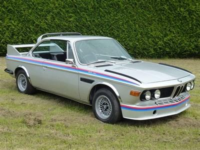 Lot 68-1972 BMW 3.0 CSL