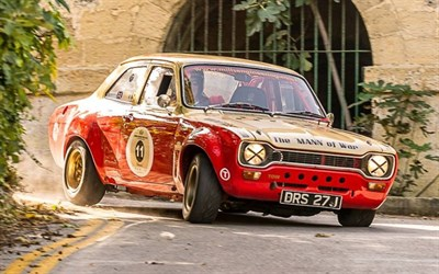Lot 22-1971 Ford Escort RS 1600 Evocation
