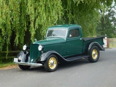 Lot 50-1935 Dodge KC Half Ton Pickup