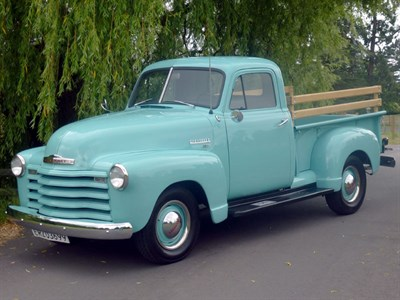 Lot 24-1951 Chevrolet 3100 Pickup