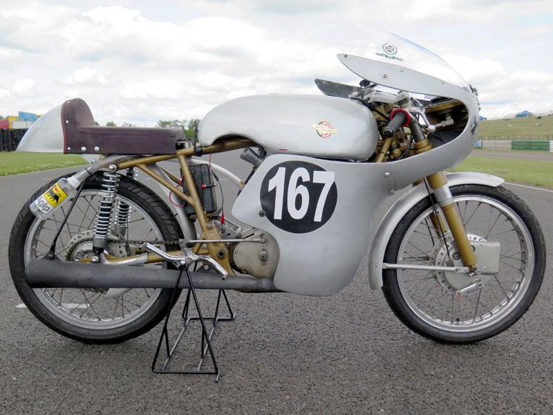 Lot 81-1958 Ducati GP 125