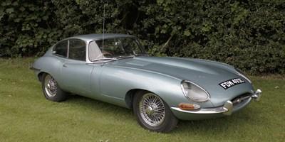 Lot 67-1965 Jaguar E-Type 4.2 Coupe