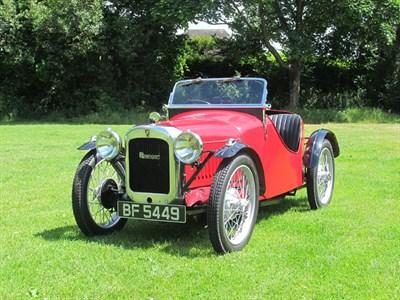 Lot 2-1930 Rosengart Type LR2/R5