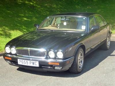 Lot 11 - 1997 Jaguar XJ Executive
