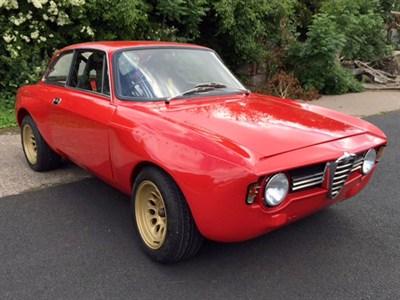 Lot 43-1966 Alfa Romeo Giulia Sprint GT