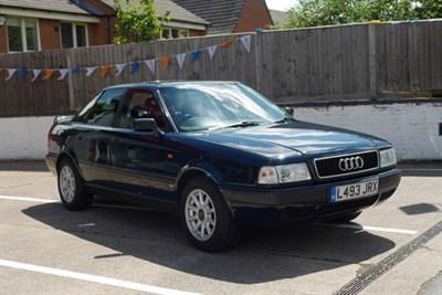 Lot 83 - 1994 Audi 80 2.0 E