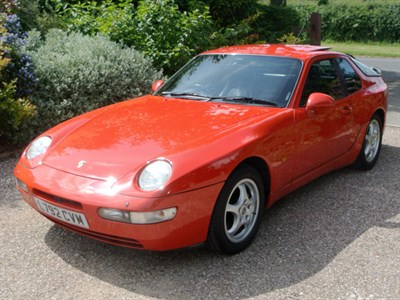Lot 84 - 1993 Porsche 968