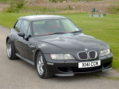 Lot 81-2000 BMW M Coupe