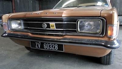 Lot 58 - 1975 Ford Cortina 2000 E