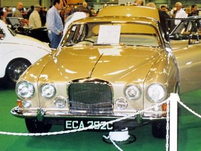 Lot 79 - 1965 Jaguar MK X