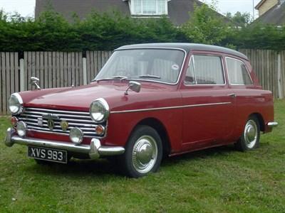 Lot 52 - 1964 Austin A40 Farina
