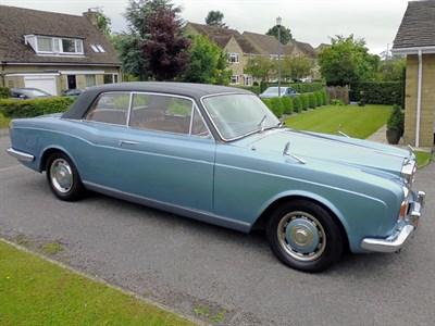 Lot 75 - 1967 Rolls-Royce Silver Shadow MPW