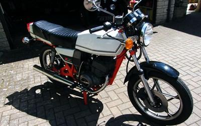 Lot 14-1979 Suzuki X7