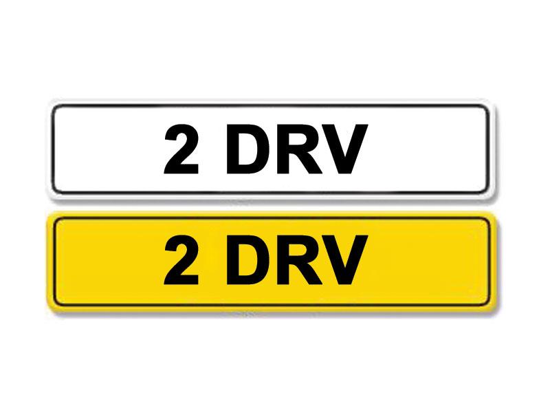 Lot 3-Registration Number 2 DRV
