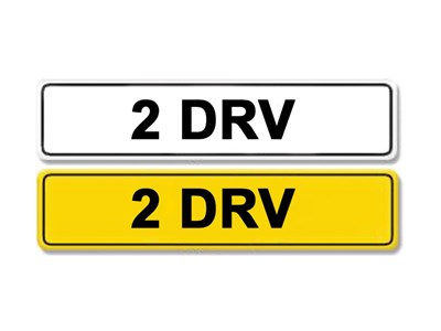 Lot 3-Registration Number 2 DRV