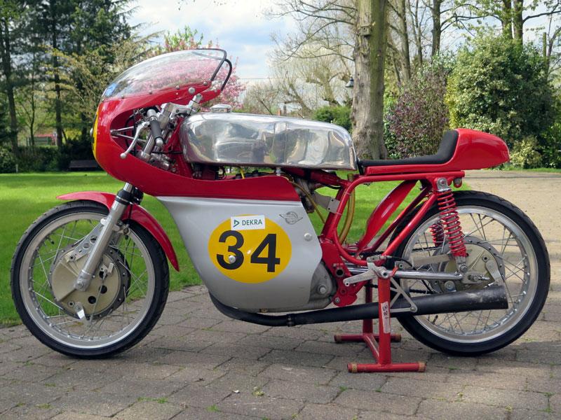 Lot 8-1968 Ducati Desmo Mark 3