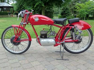 Lot 41-1949 MV Agusta GP 125
