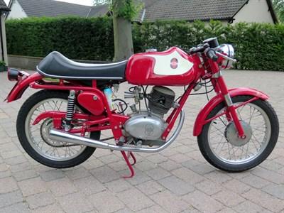 Lot 96-1964 Gilera Special