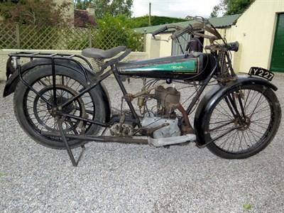 Lot 19-1922 Quadrant 500cc