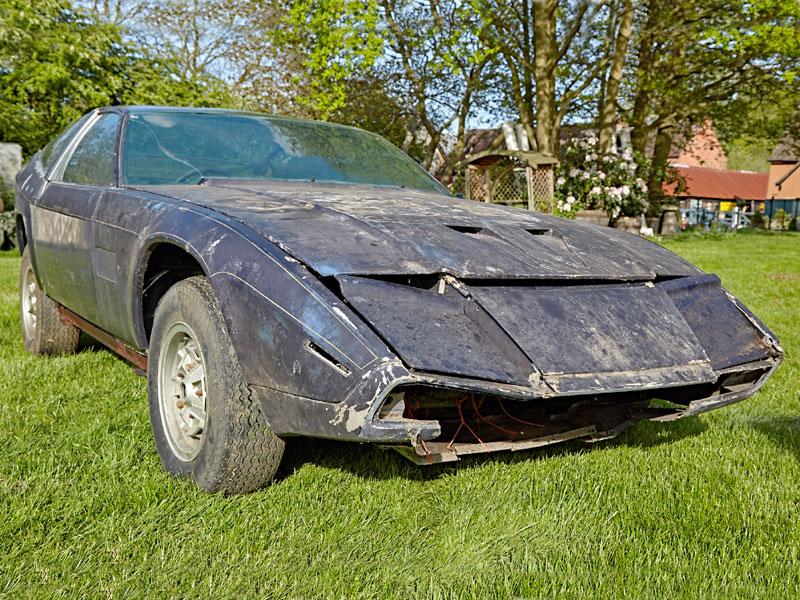 Lot 89-1971 Aston Martin DBS V8 by Ogle Design 'The Sotheby Special'