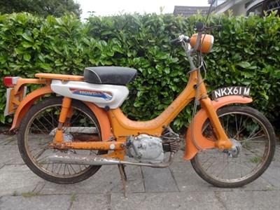 Lot 1-1973 Honda PC50