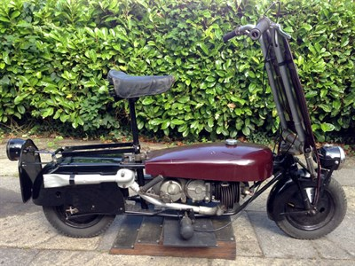 Lot 57-1950 Brockhouse Corgi MKII