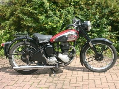 Lot 3-1953 BSA C11